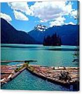 Packwood Lake Canvas Print