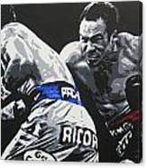 Pacman Marquez 2 Canvas Print