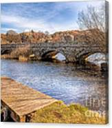 Padarn Bridge Canvas Print