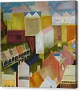 Paddington Landscape Canvas Print