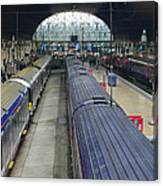 Paddington Station Canvas Print