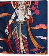 Padmapani Canvas Print
