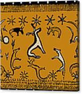 Pagan Rituals Canvas Print