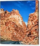 Page Arizona Canvas Print