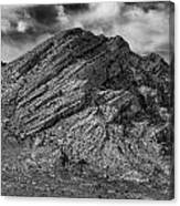 Pahranagat Mountains Canvas Print