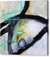 Paint Improv 5 Canvas Print