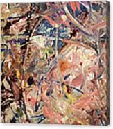 Paint Number 53 Canvas Print