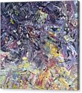 Paint Number 55 Canvas Print
