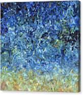 Paint Number 59 Canvas Print