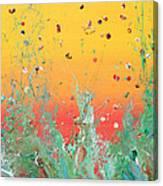 Paint Number Ninteen Diptych Canvas Print