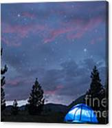 Paint The Sky With Stars Canvas Print
