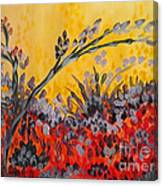 Paintbrush Astray Canvas Print
