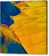 Painted Hills 3 Canvas Print