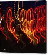 Painting With Light 3 Canvas Print
