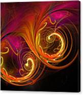 Painting With Light Canvas Print