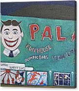 Palace 2013 Canvas Print