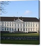 Palace Bellevue - Berlin Canvas Print