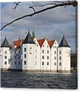 Palace Gluecksburg - Germany Canvas Print