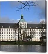 Palace Gottorf - Schleswig Canvas Print
