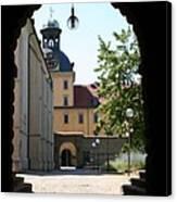Palace Moritzburg - Zeitz Canvas Print