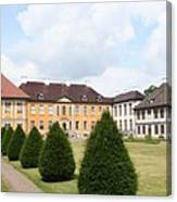 Palace Oranienbaum - Germany Canvas Print