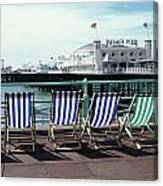 Palace Pier Brighton Canvas Print