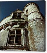 Palace Tower Of Chenonceau Canvas Print