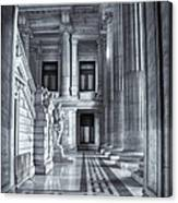 Palais De Justice Canvas Print