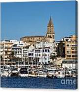 Palamos Spain Canvas Print