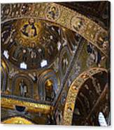 Palatine Chapel Canvas Print