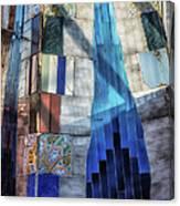 Palau Guell Canvas Print