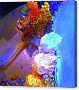 Palette 0628 2 Canvas Print