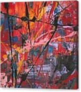Palette Knife Series 03 Canvas Print