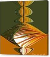 Palm Artistry Canvas Print