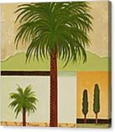 Palm Desert Canvas Print