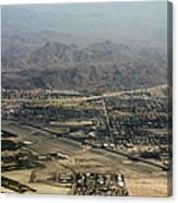 Palm Springs International Airport Canvas Print