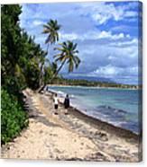 Palmas Del Mar Canvas Print