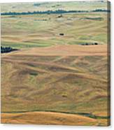 Palouse Palate Canvas Print