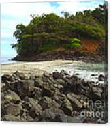 Panama Island Canvas Print