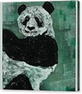 Panda - Monium Canvas Print
