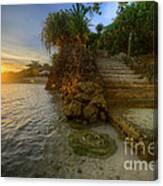 Panglao Island Nature Resort 2.0 Canvas Print