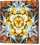 Panorama Carina Nebula Vi Canvas Print