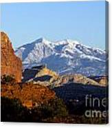 Panorama Point Capitol Reef National Park Utah Canvas Print