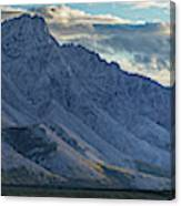 Panoramic Image Of Royal Mountain Canvas Print