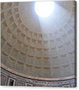 Pantheon Dome Canvas Print