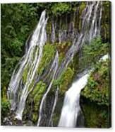 Panther Creek Falls 2- Washington Canvas Print