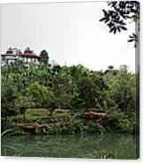 Panviman Chiang Mai Spa And Resort - Chiang Mai Thailand - 011351 Canvas Print