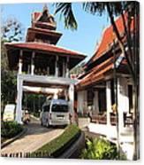 Panviman Chiang Mai Spa And Resort - Chiang Mai Thailand - 011384 Canvas Print