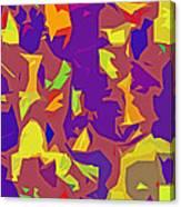 Paper Cuts Canvas Print