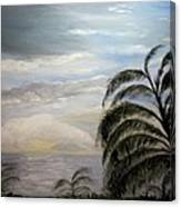 Paradise Sky Canvas Print
